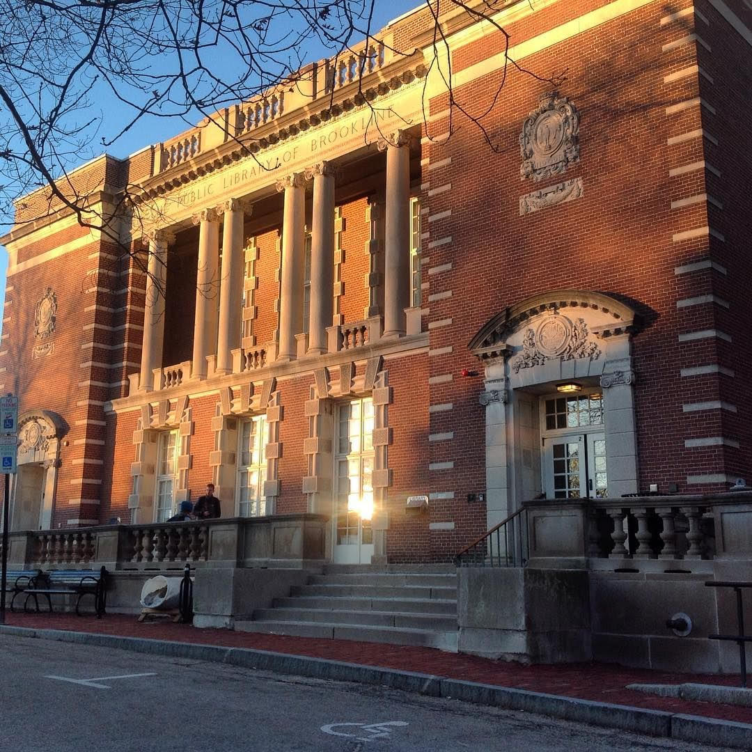 Public Library of Brookline