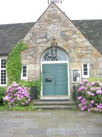 Wellesley Free Library, Hills Branch