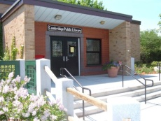 Valente Branch, Cambridge Public Library