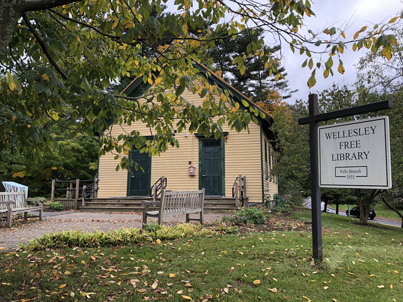 Wellesley Free Library, Fells Branch