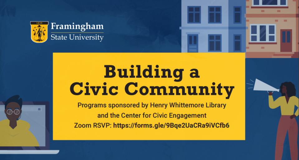 Building a civic community